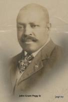 Hon John Grant Pegg