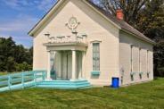 Buxton church (outside)