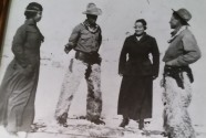 Fern Walker, Charles Woodson, Goldie Walker and Roy Hayes