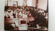 First Buxton Baptist Church circa 1950