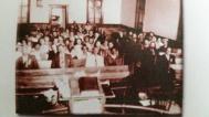 First Buxton Baptist Church circa 1950