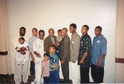 Men@Denver Family reunion 2000