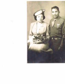 Riley Weddign photo 1945