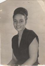 Wilma @ Ft Green Housing Bklyn NY 1948