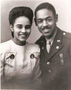 Wilma & Gaithe Pegg 1944-45
