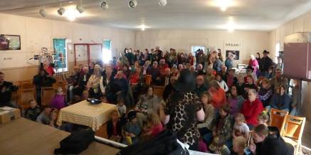 Brownlee Community center