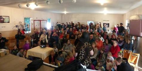 Brownlee Community center