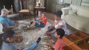 Walter, Brennan, Kelly, Leah