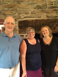 Walter, Gail, Sarah